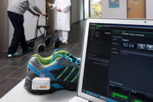 "Go to article ""Sensors to prevent Parkinson's patients from falling"""